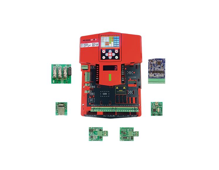 AE-MAESTRO Tümleşik Asansör Kumanda Sistemi
