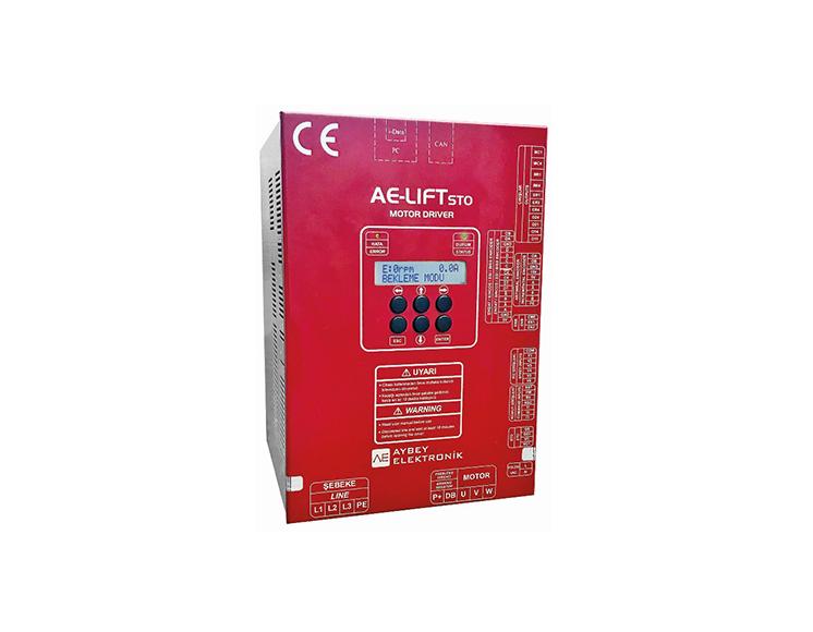 AE-LIFT STO Motor Sürücü