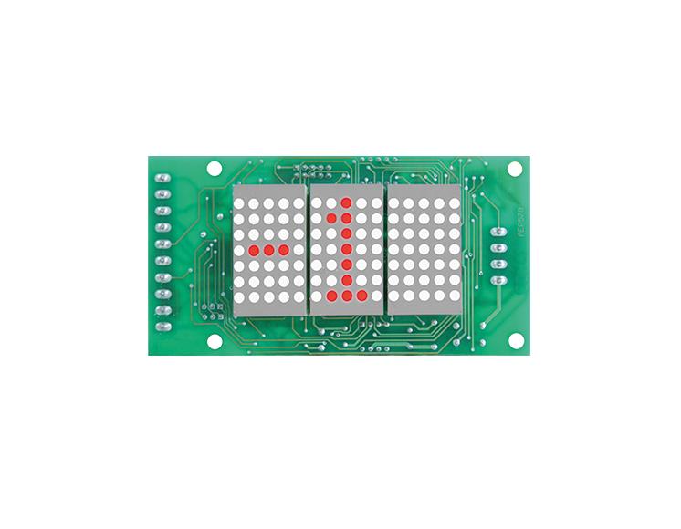 Yatay Dot Matrix LED