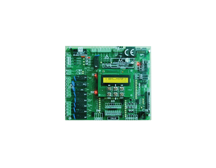 ACT Lift Control Board