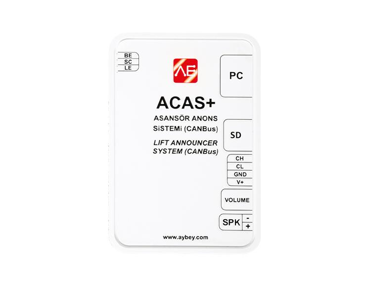 ACAS+ Announce Systems