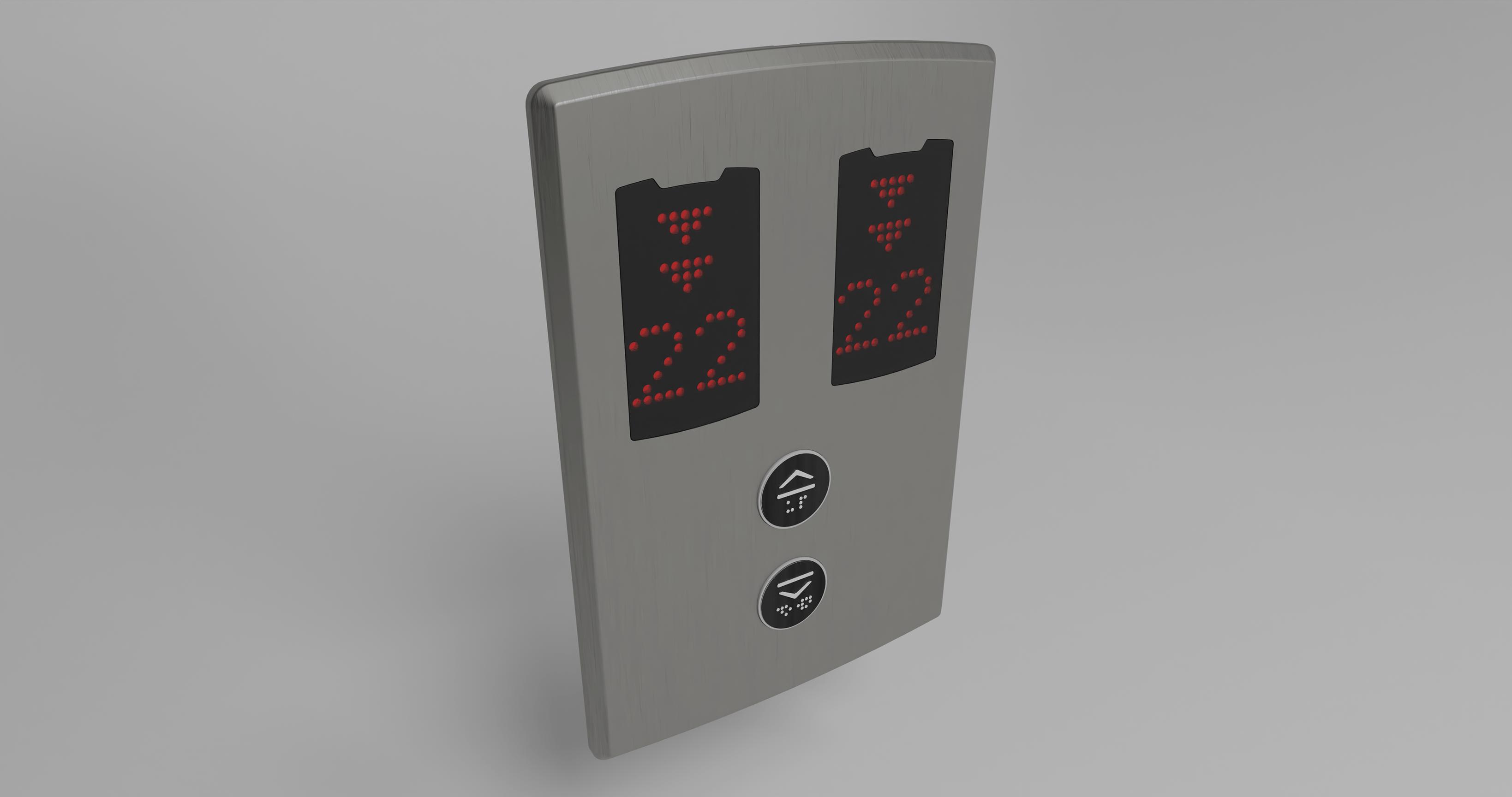 Alya Landing Indicator Panel