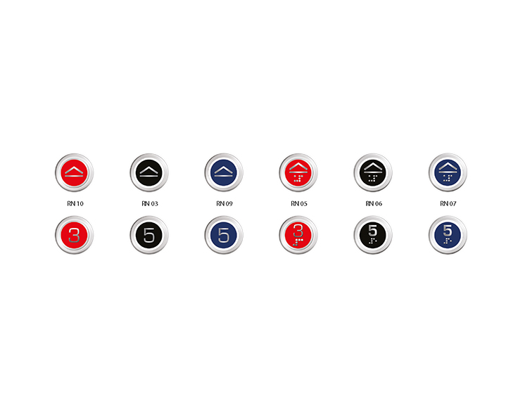 RN Series Button